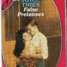 False Pretenses by Joyce Thies (1987) sd 359