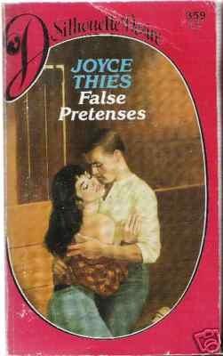 False Pretenses by Joyce Thies (1987) sd 359