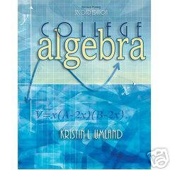 College Algebra Second Revised Edition STUDENT EDITION