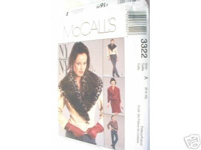 MISSES JACKET-TOP-SKIRT-PANTS McCALL's PATTERN  16-20