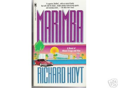 Marimba by Richard Hoyt (1993) TOR MYSTERY PB