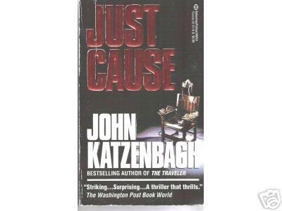 Just Cause by John Katzenbach (1995) pb
