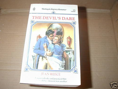 The Devil's Dare by Jean Reece (1989)