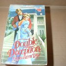 Double Deception by Elizabeth Law (1989)