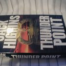 Thunder Point by Jack Higgins (1993) hb/dj