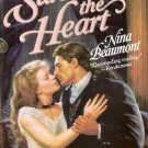 Surrender the Heart by Nina Beaumont (1997, Paperback)