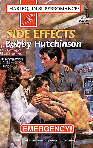 Side Effects by Bobby Hutchinson (1997, Paperback)