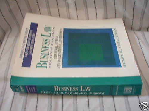 Business Law by Gac Carlson (1995)