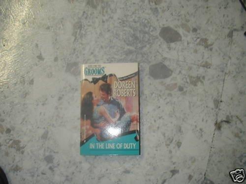 IN THE LINE OF DUTY DOREEN ROBERTS (1995)  GROOMS