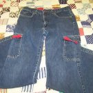 Women's *Anchor Blue* Jeans 32x30 sz-9  7-pocket
