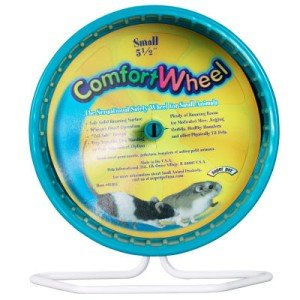 """Super Pet Small ( 5- 1/2"""" ) Comfort Exercise Wheel NEW"""
