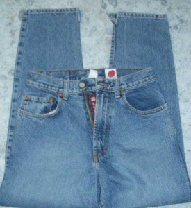 Lucky Brand 81 Dungarees Jeans zipper fly  28 x 29