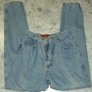 Women's Bonjour Jeans 26 x 32 -5 pocket size 11/12
