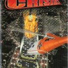 City Crisis  ( PS2) INSTRUCTION MANUAL no game