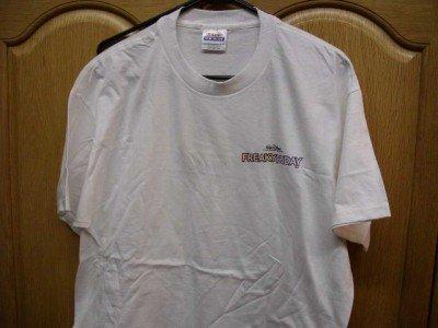Walt Disney FREAKY FRIDAY Promo T-Shirt Adult Large NEW