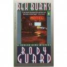 Body Guard by REX BURNS -Devlin Kirk CRIME MYSTERY pb