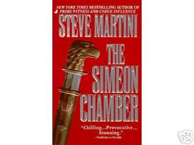 The Simeon Chamber by Steven Paul Martini THRILLER pb