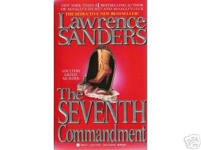 The Seventh Commandment by Lawrence Sanders (1994) pb