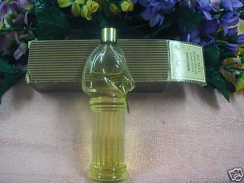 Avon SPICY After Shave (Pony Post Miniature) 1.5 oz