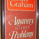 Answers to Life's Problems by Billy Graham PB