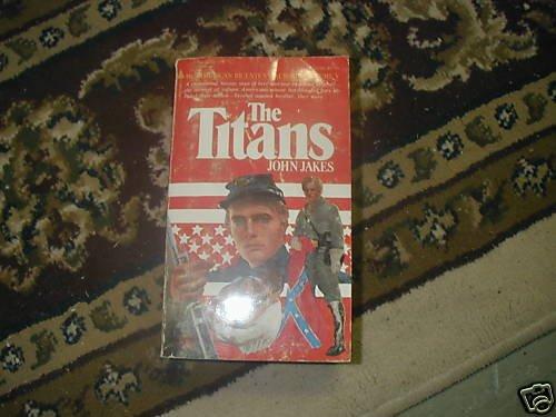 THE TITANS JOHN JAKES PB