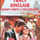 Mandy Meets a Millionaire   Tracy Sinclair  PB