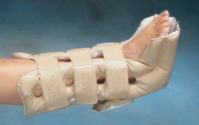 EHOB Foot WAFFLE Heel CUSHION w/Lining Medium NEW 304FW