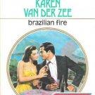 Brazilian Fire   Karen Van Der Zee   PB
