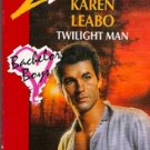 Twilight Man by Karen Leabo (1994)