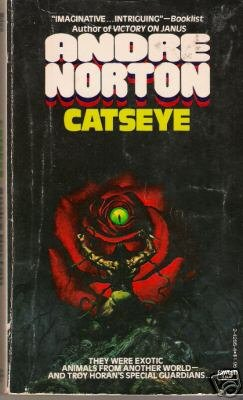 Catseye by Andre Norton (1980)