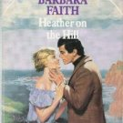 Heather on the Hill by Barbara Faith (1989)