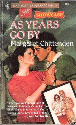 As Years Go by   Margaret Chittenden  PB