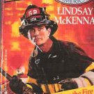 Too Near the Fire  Lindsay McKenna   PB