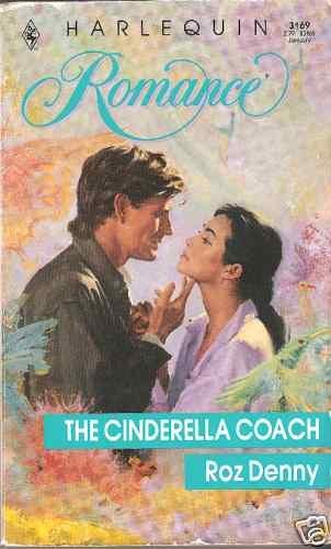 The Cinderella Coach  Roz Denny  PB