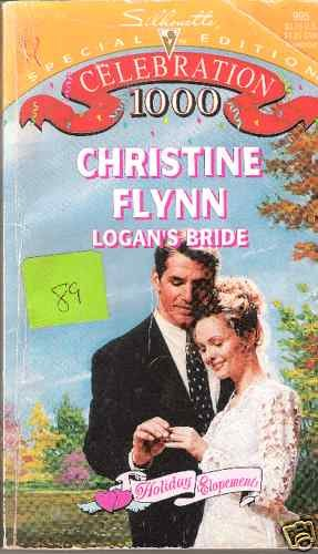 Logan's Bride  Christine Flynn  PB