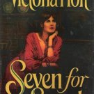 Seven for a Secret  Victoria Holt HB