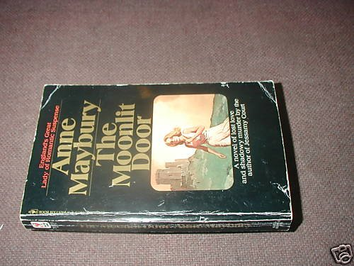 The Moonlit Door by Anne Maybury (1977) PAPERBACK
