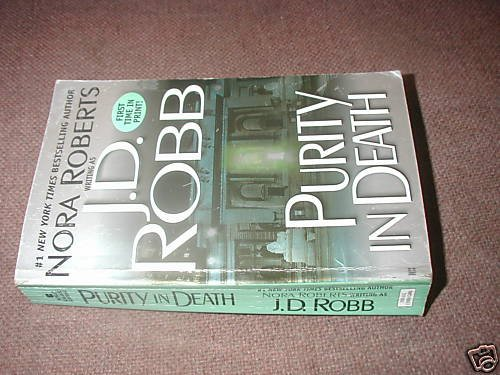 Purity in Death by Nora Roberts (2002)