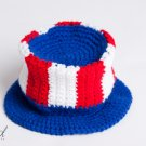 Patriotic Boy's Top Hat - Any Size