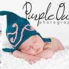 Crochet Pattern 014 - Swirl Gnome Hat - All Sizes