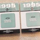 1995 Service Manual LB Chevrolet Corsica Beretta
