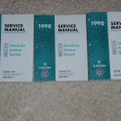 1998 Service Manual NB Pontiac Grand Am Oldsmobile Achieva Buick Skylark