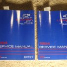 1994 Service Manual WB Chevrolet Lumina