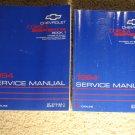 1994 Service Manual LB Chevrolet Corsica Beretta