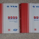 1994 Service Manual G Van Chevrolet GMC