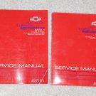 1993 Service Manual Chevrolet Corsica Beretta