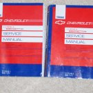 1992 Service Manual Chevrolet Corsica Beretta