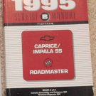 1995 Drivability and Electrical Service Manual BB Caprice Impala SS Roadmaster Chevrolet Buick