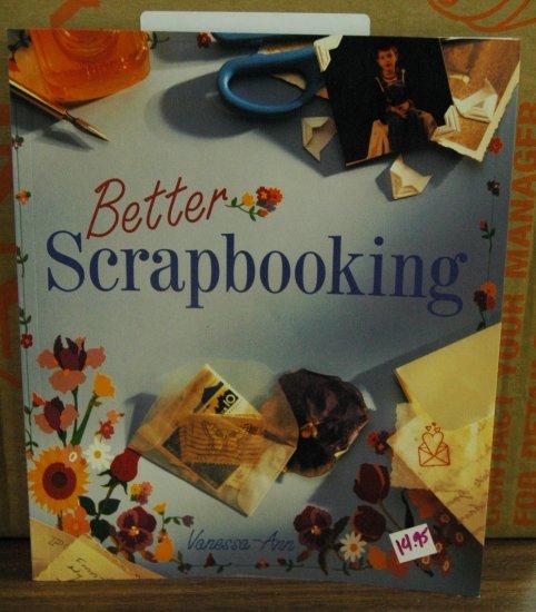 Better Scrapbooking Idea Book