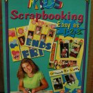 Kids Scrapbooking Idea